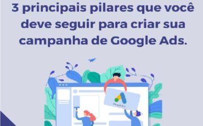 Como criar uma campanha básica de Google Ads